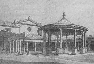 Pompeii, Macellanium