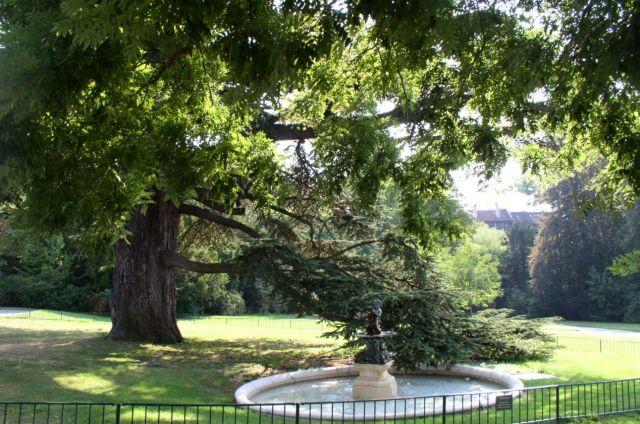 Genf, Parc de La Grange