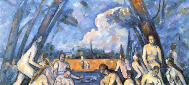 A nagy fürdőzők 1906
