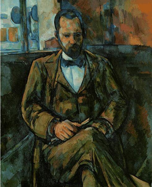 Amboise Vollard műkereskedő portréja