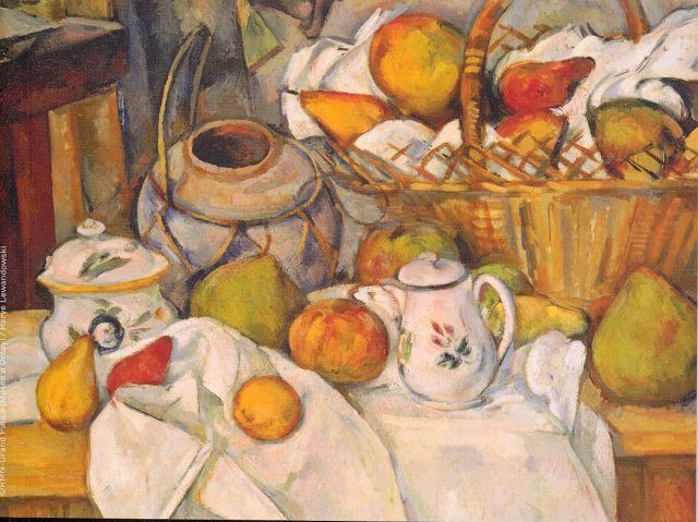 Cézanne- Konyhaasztal 1888-90