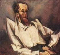 Fülep-Lajos-portré- Tihanyi Lajostól
