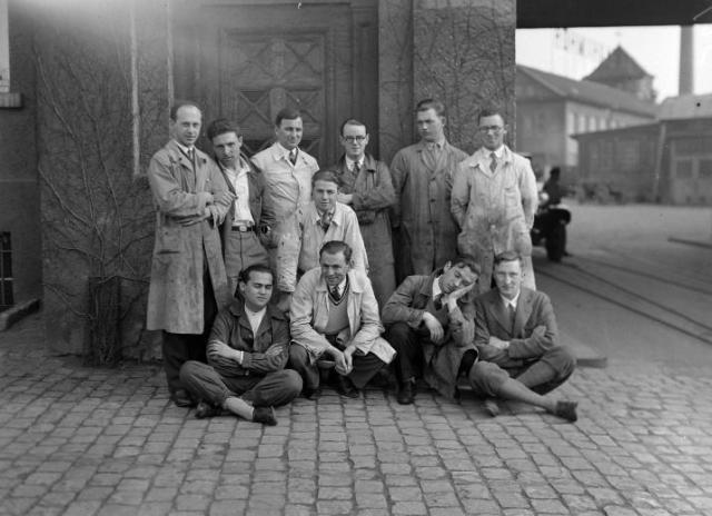 jászberényi u-éles sarok sörgyár teherporta 1935
