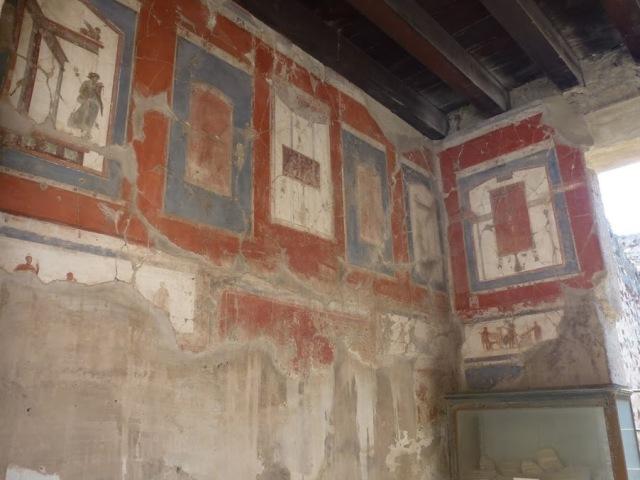 Herculaneum Casa del Colonnato Tuscanico P1010267 - fotó Heyek Andrea