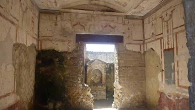 Herculaneum Casa del Salone Nero P1010275 - fotó Heyek Andrea