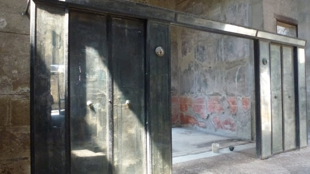 Herculaneum Casa del Tramezzo di Legno P1010234 - fotó Heyek Andrea