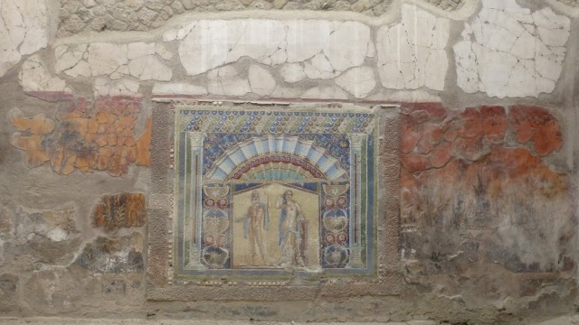 Herculaneum Casa di Nettuno e Amfitrite - P1010283 - fotó Heyek Andrea