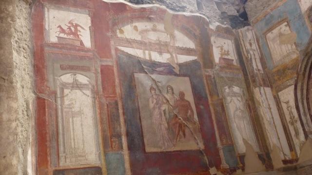 Herculaneum Collegio degli Augustali P1010264 - fotó Heyek Andrea