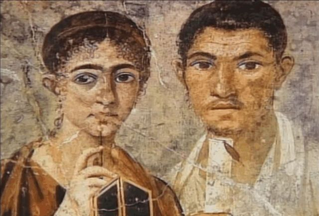 H,P Paquius Proculus és felesége 002 a