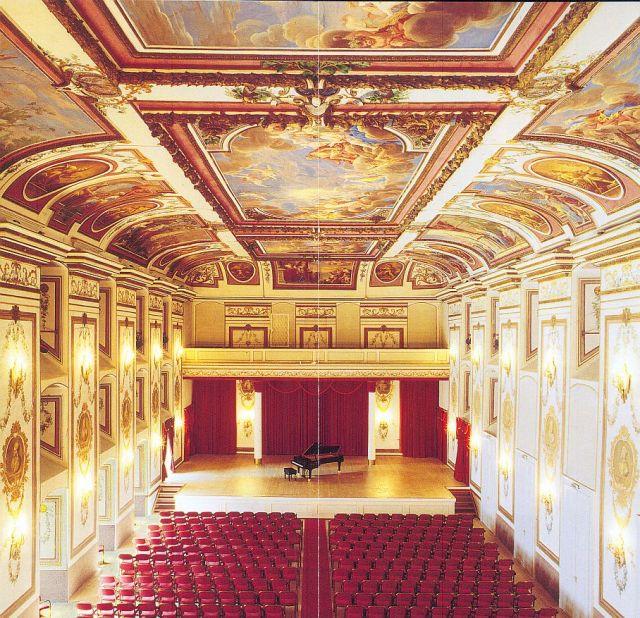 Kismarton Haydn terem