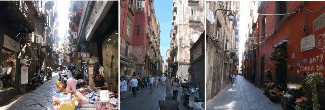 Nápolyi utcaképek