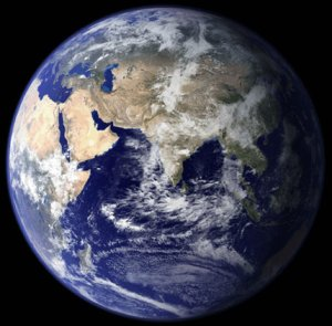 A kék bolygó
