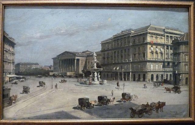 Balló Ede Kálvin tér 1884 k.