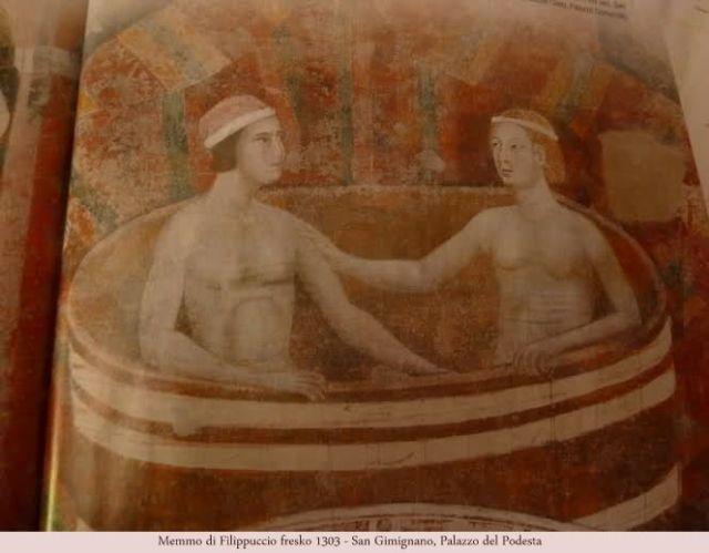 Memmo di Filippuccio, San Gimignano Palazzo del Podesta
