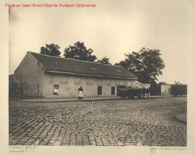 Nádor u 66. 1900-as, Erdélyi Mór felvétele