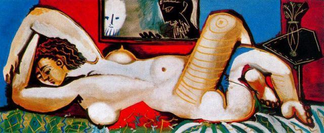 Pablo Ruiz Picasso_1955