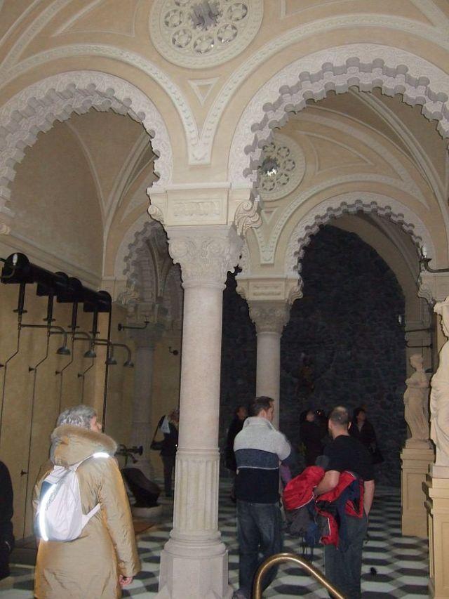 Rácz fürdő 086 török emlékek nyomában 120 séta 2011. febr.27.