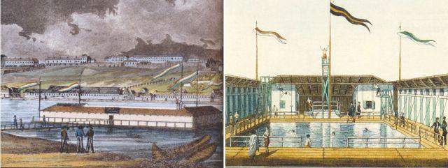 folyami uszodák 1817,1836