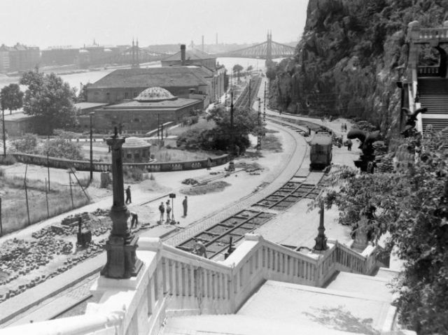 Rudas, 1945-50 Fortepan 5334