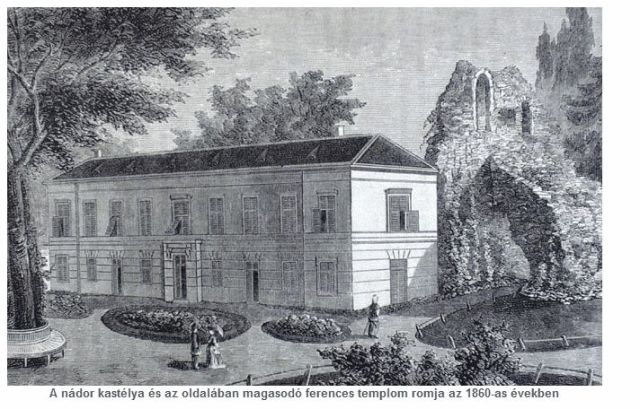 Margitsziget Nádor kastély