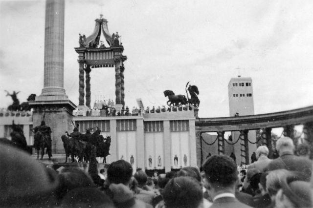 Milleneumi emlékmű 1937 7534