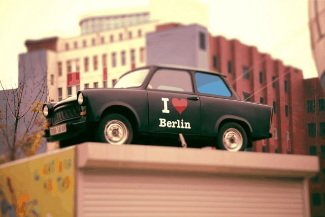 Berlin, Trabant