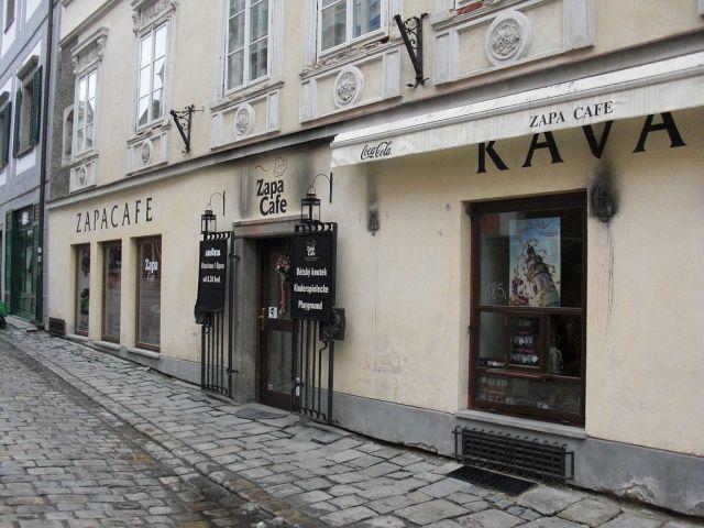 Český Krumlov, a városban CIMG1348