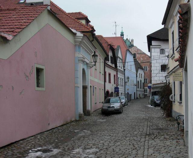 Český Krumlov, a városban CIMG1355