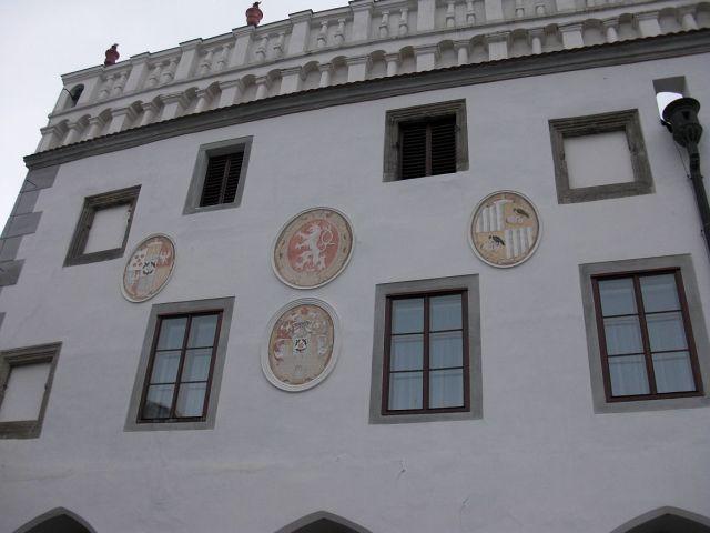 Český Krumlov, a városban CIMG1439