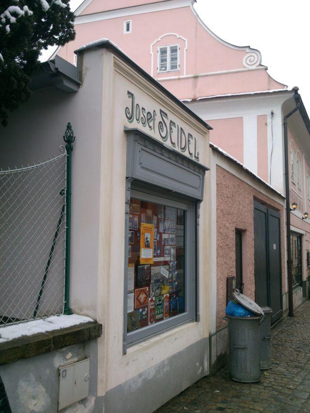 Český Krumlov, a városban DSC_0686 Josef Seidel