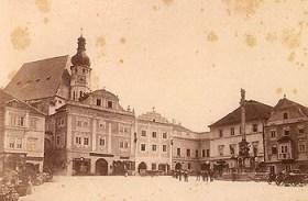 Főtér 1893