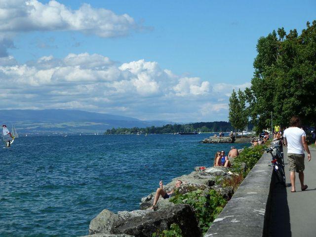 Genfi tó, június P1320463