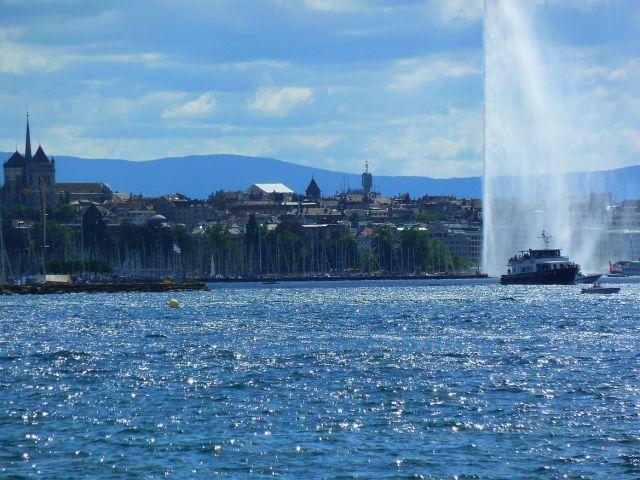 Genfi tó, június P1320474