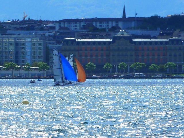 Genfi tó, június P1320481
