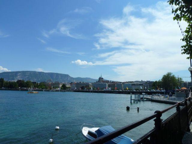 Genfi tó, Jobb part P1340074