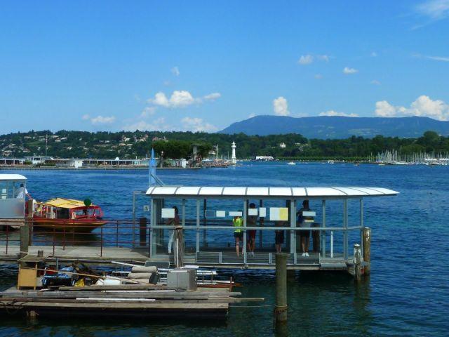 Genfi tó, Jobb part P1340123