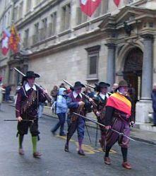 2008.12.30 0024 Genf jelmezes felvonulás és ünnepség a