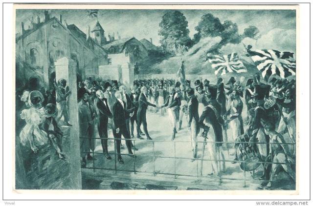 868_001 125 éves évford. 1939 jun.1. entree des suisses á geneve