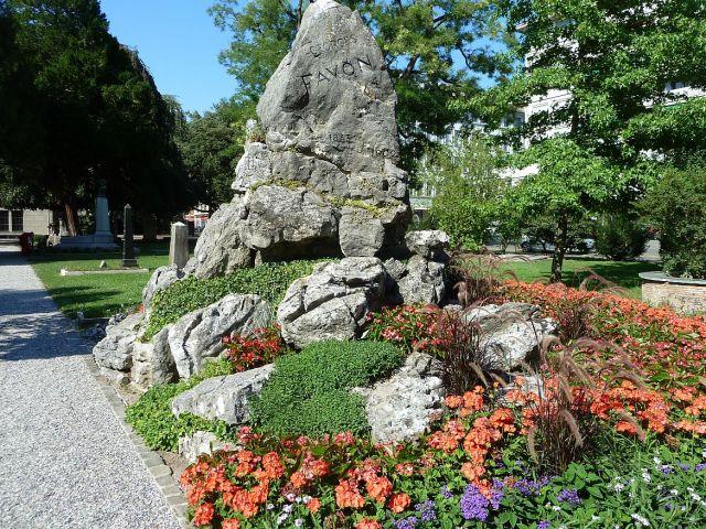 Cimetiére de Plainpalais, Genf P1370351