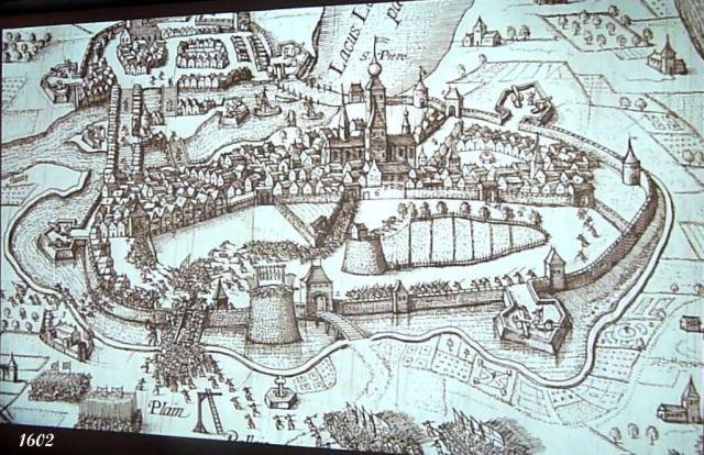 Genf 1602, az Escalade