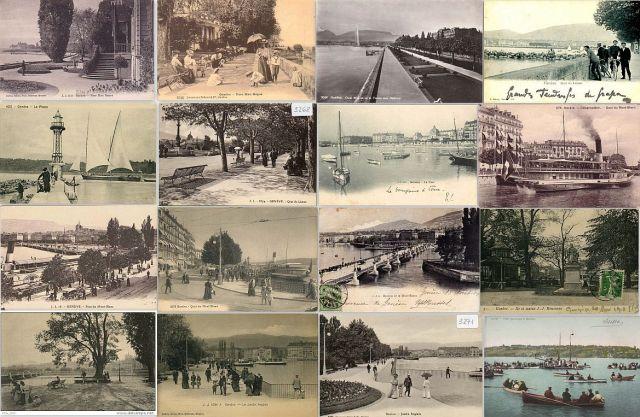 Genf, archív