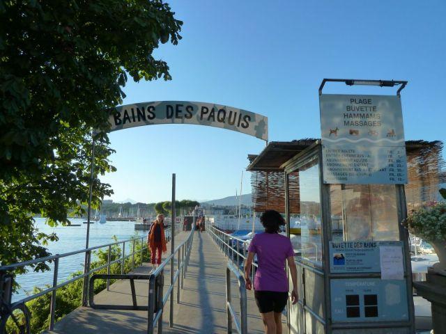 Genf, Bains des Paquis P1360517