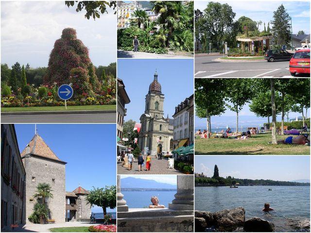 Genfi tó - Lac Leman