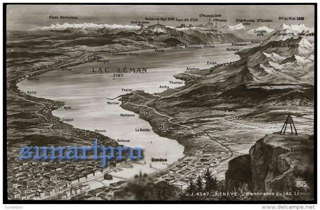 Lac Leman 1925 Panorama 610_001