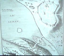 római erődítmény