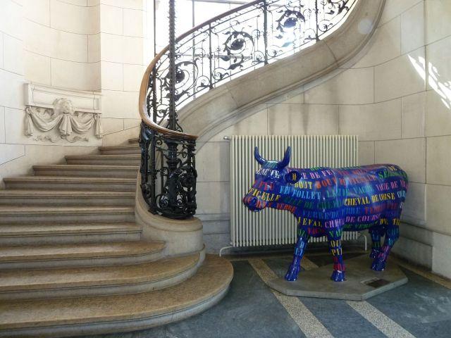 Rue du Mont Blanc P1340916 Főposta