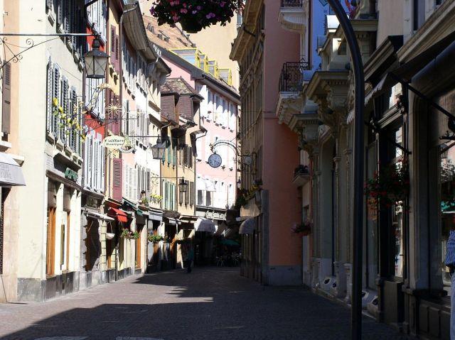 Vevey 11 Belvarosi utca