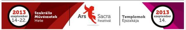 Ars Sacra 2013
