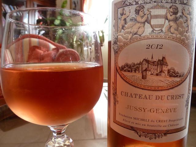 Chateau du Crest, rosé P1370467