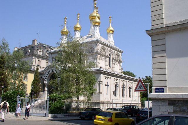 Genf 006 orosz templom